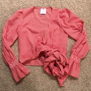 C/MEO Collective Best Love Top Red XS